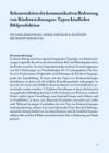 Balakrishnan, Rita et al (2012): Rekonstruktion der kommunikativen Bedeutung von Kinderzeichnungen