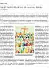 Wick, Rainer K. (2003): Hans Friedrich Geist und die Kunst des Kindes